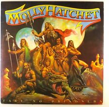 "12"" LP - Molly Hatchet - Take No Prisoners - L7938 - cleaned"