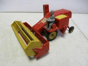Vintage Massey Harris Self Propelled Harvest Brigade Combine