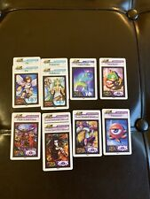 Lot of 11 Kid Icarus AR Cards Nintendo 3DS