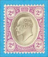 TRANSVAAL 270 MINT HINGED * NO FAULTS VERY FINE !