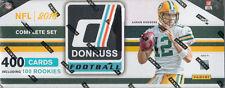 2016 Donruss NFL Football Factory 400 Card Set Dak Wentz Ezekiel Rookie NO Topps
