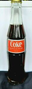 Coca Cola Bottle Tanzania 300ml  White/ Red ACL Gold Goal WC Crown Cap Full