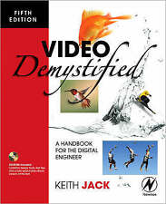 Video Demystified, Fifth Edition: A Handbook for the Digital Engineer-ExLibrary