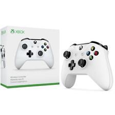 Genuine Microsoft Xbox One Wireless Controller White (TF5-00003)