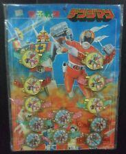 Vintage Japan Denjiman Toy Watch Unused! Sentai Power Rangers Popy Chogokin Rare