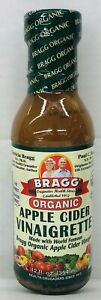 Bragg Organic Apple Cider Vinaigrette Dressing & Marinade 12 oz