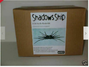 Warp Models - Babylon 5 Shadows Spider Ship Resin Kit, CHEAPEST