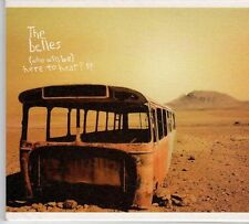 (EU868) The Belles, (Who Will Be) Here To Hear? E.P. - 2003 CD