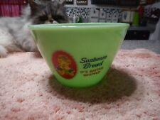 Jadeite  Sunbeam Bread 6 Cup Mixing Bowl-Licensed