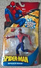 Marvel Leyendas Classics Series pared pegado Spiderman 6 pulgadas Figura Rara