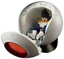 kb10 figure rise Dragon Ball Saiyan spaceship pod color-coded Plastic kit