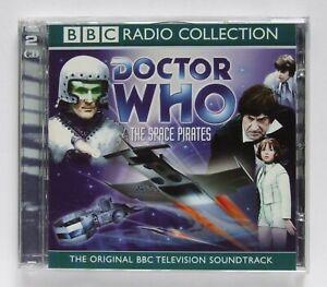 Doctor Who: The Space Pirates, Original BBC TV Audio Soundtrack 2CD (2003)