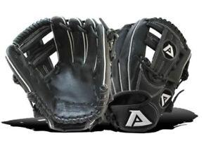 Akadema AJP96 Rookie Series Baseball Glove RHT Black