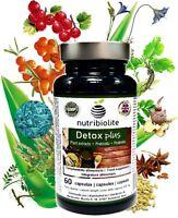 Detox Plus   Entgiftung & Detox-Kur zur Verstopfung, Durchfall, Abnehmen