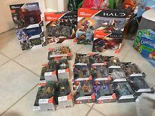 Motu He-man Skeletor Halo Call Of duty TMNT Ninja Turtles Mega Construx Huge Lot