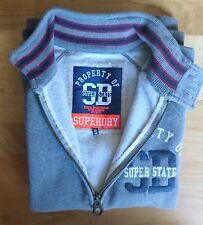 BNWOT Superdry Super State Zipped Coaching Track Sweat  Jacket (Size S)