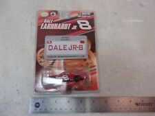 2007 Winners Circle #8 Dale Earnhardt Jr License Plate and Car