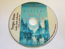 Fergus Hume Mystery &  Detective Audiobook Mp3 DVD