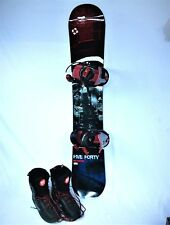 FiveForty Reverse(or Sim.) SNOWBOARD PACKAGE, 158cm , w/ M8trix Boots & Bindings