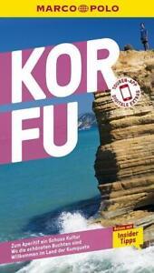 MARCO POLO Reiseführer Korfu 12. Auflage 2020 (Taschenbuch)