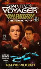 Dafydd Ab Hugh  Star Trek Voyager 9: Invasion IV - Final Fury Book