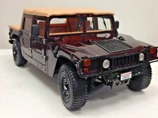 Exoto AM General Hummer Soft-Top / Cabernet Metallic 1 of 1 / 1:18 / #TDT01805 C