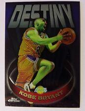 Kobe Bryant 1997-98 Topps Chrome Destiny Insert #5, Lakers, *Free Combined