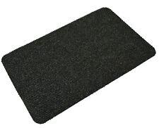 Forest Green Inside Mini Diamond Doormat Front Back Step Polypropylene 80 x 50cm