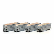 ATHEARN HO SCALE NORFOLK SOUTHERN 4 PACK ATH76496