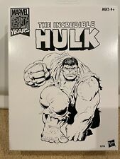 Marvel legends 80th anniversary Retro GREY HULK Exclusive factory sealed