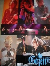 the GazettE PSC Visual-Kei POSTER  JapanLimited
