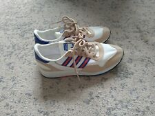 Adidas Lowertree - Off White/Red/Blue - UK Size 9 - Only worn once