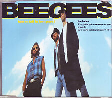 Bee Gees How To Fall In Love Part 1 CD single (1994)