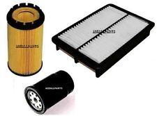Pour Hyundai Tucson 2.0 TD CRDI 04 05 pièces kit air fuel filtre en papier