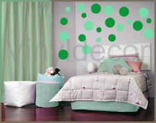 216 Polka dots circles sticker decal Vinyl wall art mng