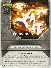Warhammer Invasion - 2x Fragmente der Sternenkrone  #021 - Fragmente der Macht