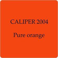 Pinza de pintura de alta calidad alemana de naranja puro Cepillo de 2004 250 Ml en