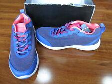 NEW Vionic Agile Fyn Athletic Shoes WOMENS size 6 Cobalt Blue 335FYN $115.