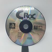 Croc: Legend of the Gobbos (Sony PlayStation 1, 1998) PS1 Disc Only