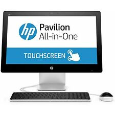 Refurbished HP Pavilion 22-a113w All-in-One Desktop PC with Intel Pentium G32...