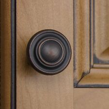 "5415-ORB 1-1/4"" Classic Round Ring Cabinet Knob - Oil Rubbed Bronze"