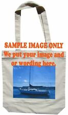 Photos on Canvas Bags with your full colour image and or writing.