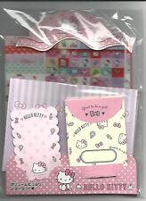 Sanrio Hello Kitty Stationery Letter Set Super Set 5 Designs