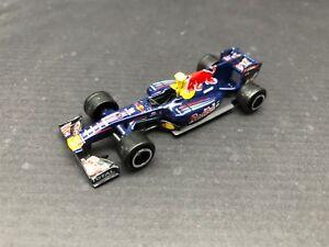 Majorette red bull racing car F1 formula 1 No.2 Diecast Dark Blue