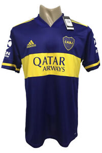 BOCA JUNIORS HOME SOCCER JERSEY 2020 2021 YOUTH SIZES