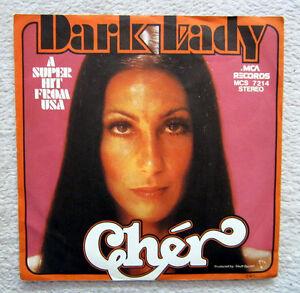 Single / CHER / MUSTERPRESSUNG / PROMO / 1973 / RARITÄT /