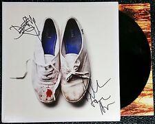 SLEIGH BELLS SIGNED REIGN OF TERROR VINYL LP RECORD ALBUM W/COA ALEXIS KRAUSS