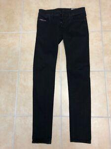 Diesel Jeans SLEENKER  - Slim Skinny W 29 L 32  - STRETCH - Black