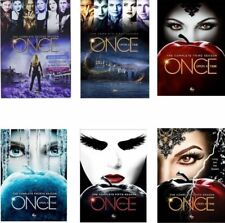 Once Upon a Time TV Series Complete Season 1-6 DVD (2017,30-Disc set)1 2 3 4 5 6
