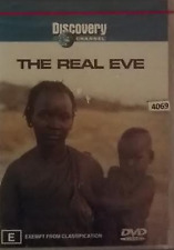 The Real Eve DVD Discover Channel NEW SEALED Genuine Australian Release